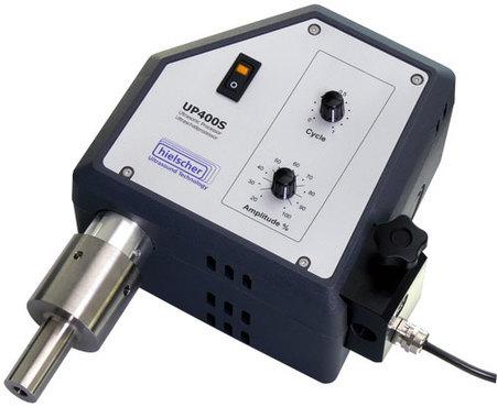 Ультразвуковое лабораторное устройство Hielscher UP400S