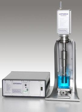 Промышленная ультразвуковая установка Hielscher UIP500hd