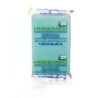 Губка пенообразующая HIGIEMED 12х7,5х2,5