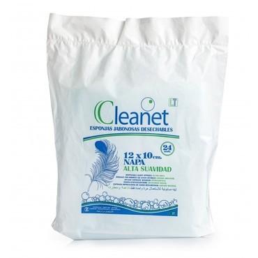 Губка пенообразующая CLEANET 12х10