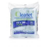 Губка пенообразующая CLEANET COMPACT, 12х20