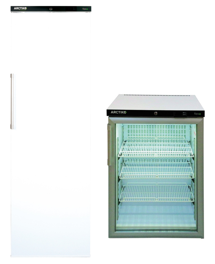 Лабораторные холодильники серии FLEXA