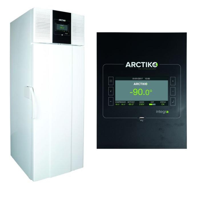 Ультранизкотемпературные морозильники серии INTEGRA